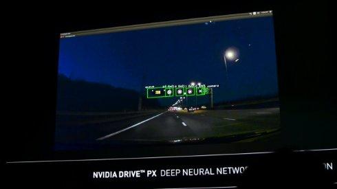 NVIDIA готова покорять рынок самоуправляемых автомобилей