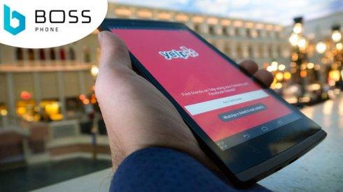 Американцы собирают деньги на огромный Tor смартфон BOSS Phone (видео)