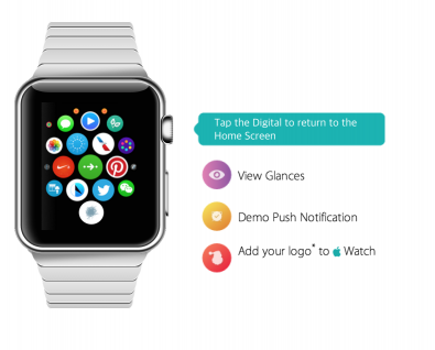 Эмулятор Apple Watch в браузере - 1