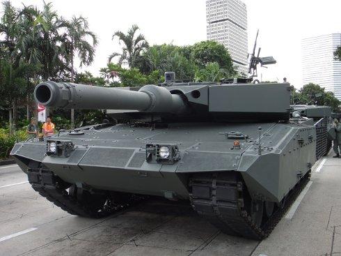 Немцы создадут танк нового поколения