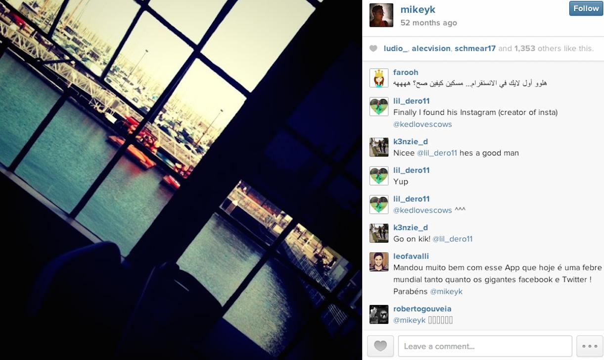 Почему Instagram выстрелил: рассказ основателя сервиса - 4