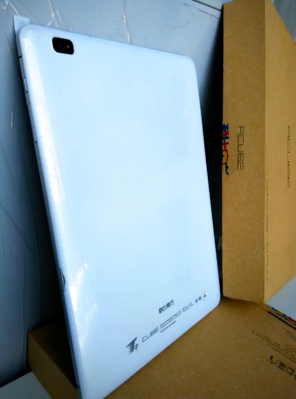 CUBE T9 — 9.7 дюймовый планшет, в котором все есть - 6