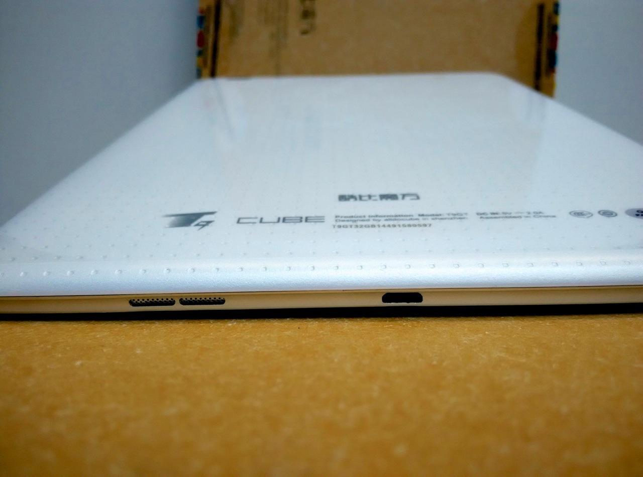 CUBE T9 — 9.7 дюймовый планшет, в котором все есть - 8