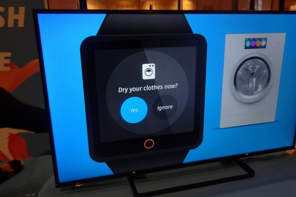 FireFox OS умные часы