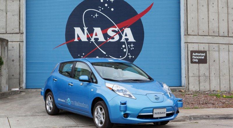 Nissan и NASA работают над созданием системы автономного управления автомобилем - 1