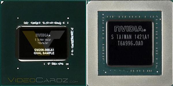 По предварительным данным, GM204 имеет 128-разрядную шину памяти