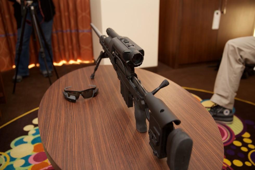 Новая версия «Linux-винтовки» точно стреляет на 1,6 км - 6
