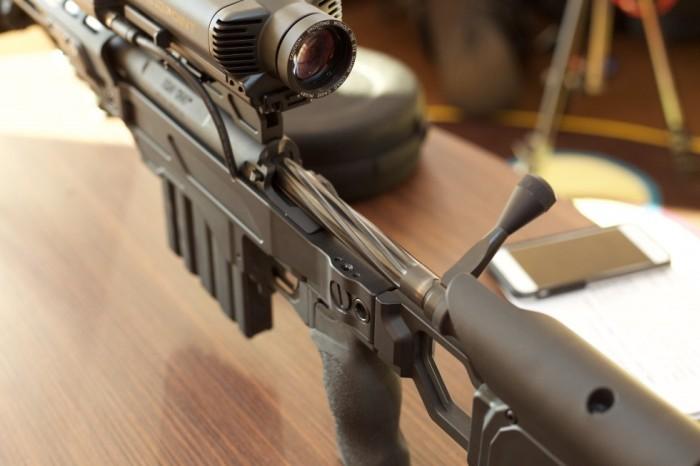 Новая версия «Linux-винтовки» точно стреляет на 1,6 км - 9