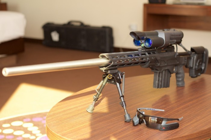 Новая версия «Linux-винтовки» точно стреляет на 1,6 км - 1