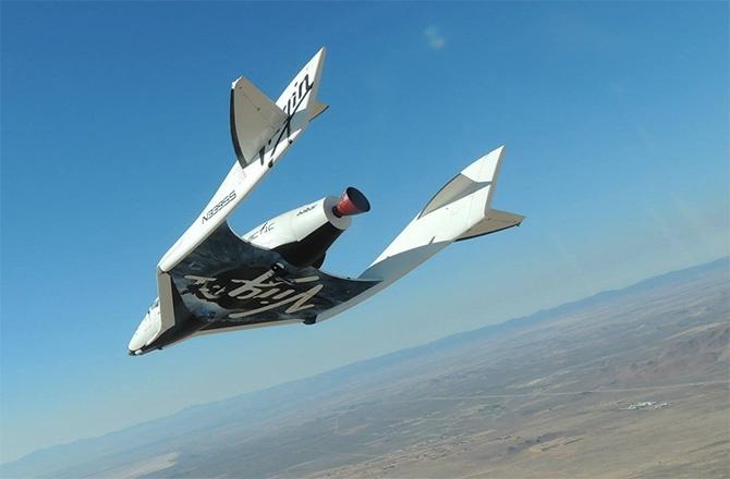 Virgin Galactic возобновит полеты SpaceShipTwo в этом году - 1