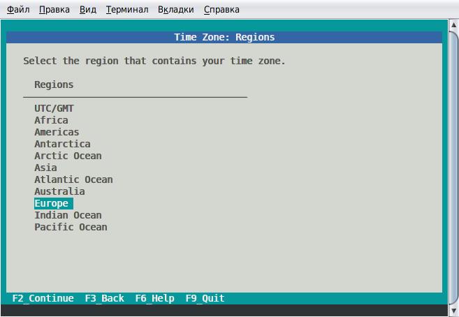 Установка OpenSolaris snv_134b SPARC на SunFire v100 - 5