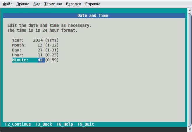 Установка OpenSolaris snv_134b SPARC на SunFire v100 - 8
