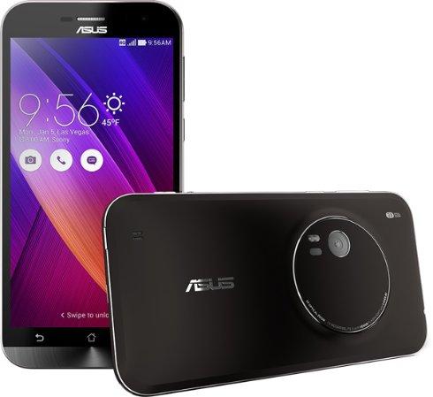 ASUS выпустила лучший смартфон для мобильной фотографии