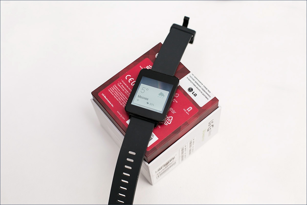 LG G Watch: дешевый и сердитый Android Wear - 12