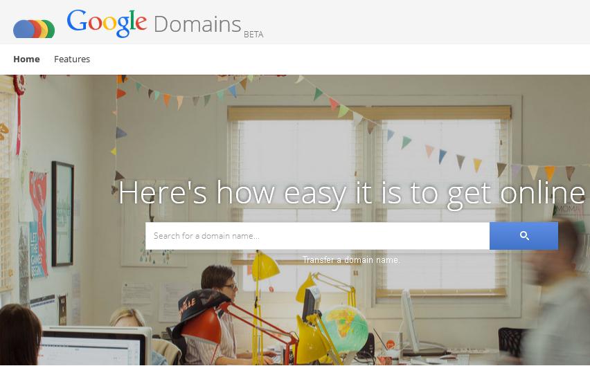 Началось открытое тестирование сервиса регистрации доменов Google Domains - 1