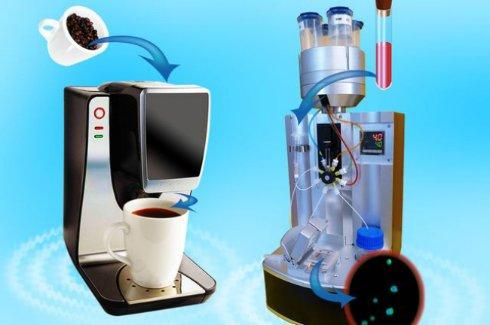 Создана «кофеварка» для блуждающих раковых клеток