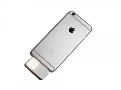 Expose — беспроводная вспышка для iPhone от Knog