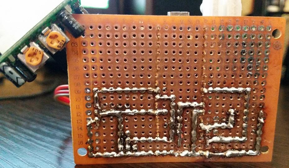 Автоматическое освещение для балкона на Arduino - 5