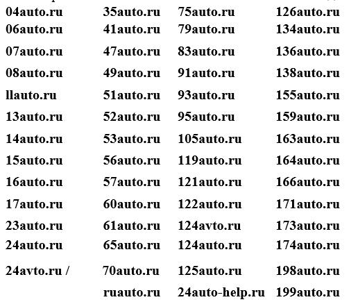 Auto.ru хочет закрыть 55 сайтов со схожими названиями - 1