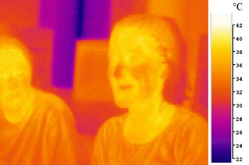 Человеческий глаз может видеть «невидимый» инфракрасный свет