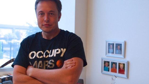 Илон Маск планирует потратить 10 млрд долларов на интернетизацию Марса - 1