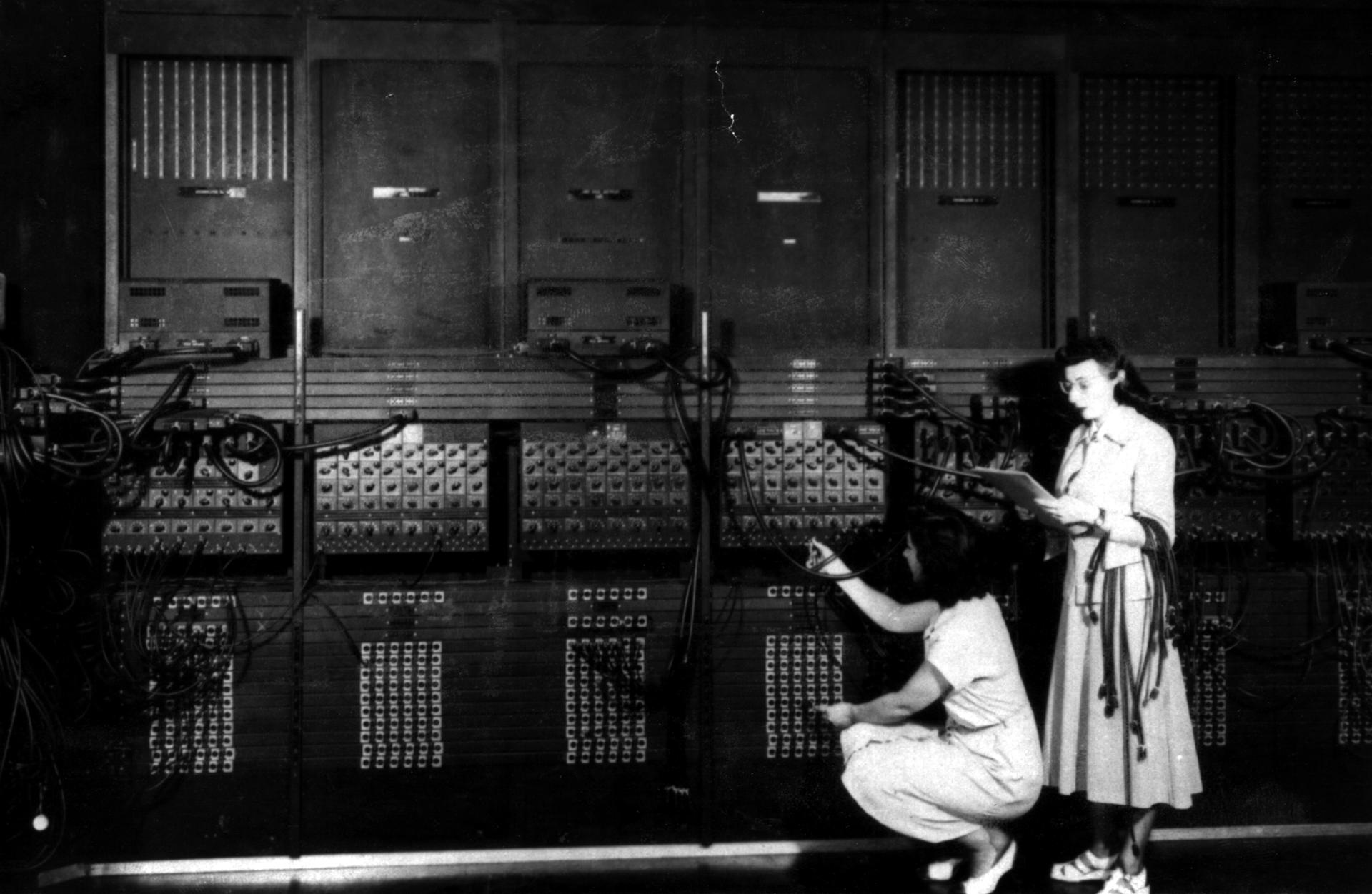Заглядывая в прошлое: История БЭСМ - 2