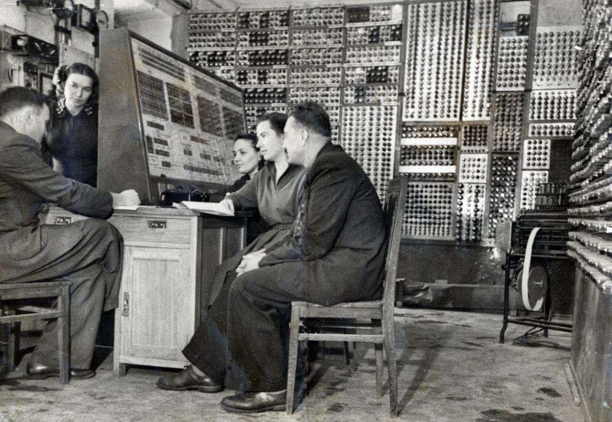 Заглядывая в прошлое: История БЭСМ - 3