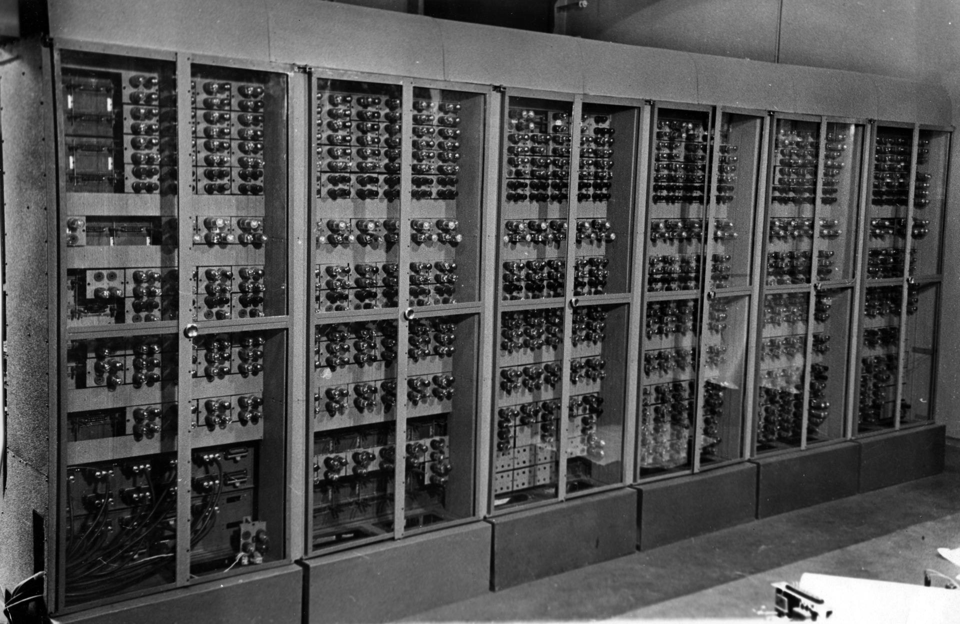 Заглядывая в прошлое: История БЭСМ - 4