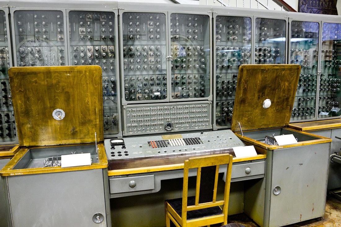 Заглядывая в прошлое: История БЭСМ - 5