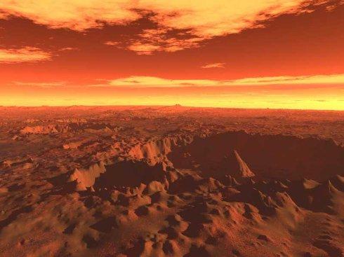 На Марсе проведут интернет