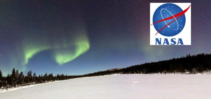Google и НАСА изучают полярное сияние - 1