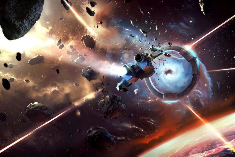 Sid Meier's Starships: пошаговая межзвездная стратегия от автора «Цивилизации» - 1