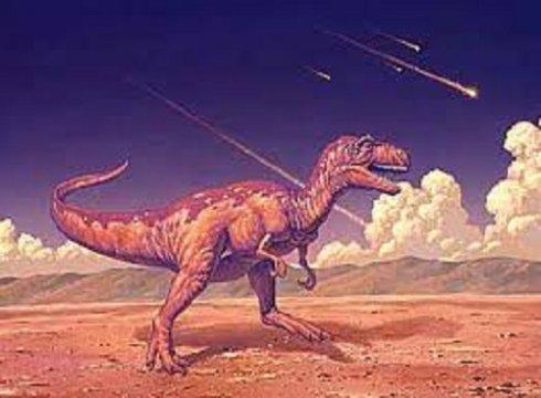Доказано: динозавры вымерли от падения метеорита
