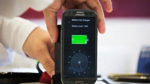 К 2016 году смартфоны будут заряжаться за 30 секунд