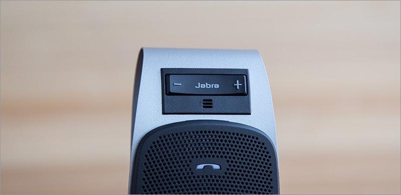 Обзор спикерфона Jabra Drive - 10
