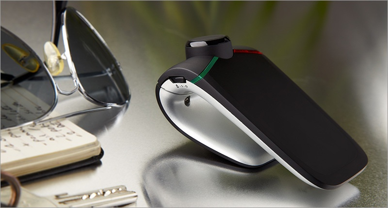 Обзор спикерфона Jabra Drive - 13