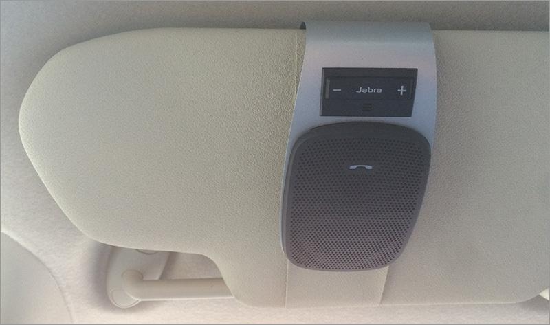 Обзор спикерфона Jabra Drive - 6