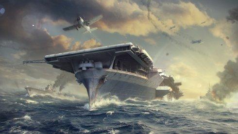 Популярную игру танчики теснят военно морские баталии