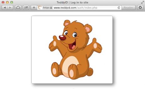 One ring to rule them all или аутентификация через TeddyID - 1