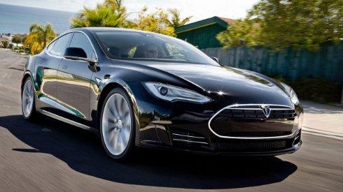 Электромобиль Tesla Model S P85D установил новый мировой рекорд