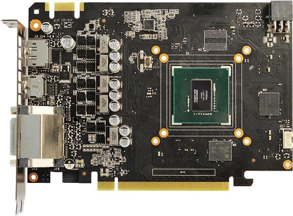 В 3D-карте Asus Strix GTX 960 используется кулер DirectCU II