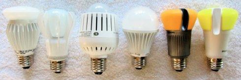 Какие лампочки экологичнее и безопаснее: светодиодные, ртутные или обычные