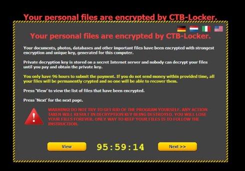 Обнаружен опасный интернет вирус