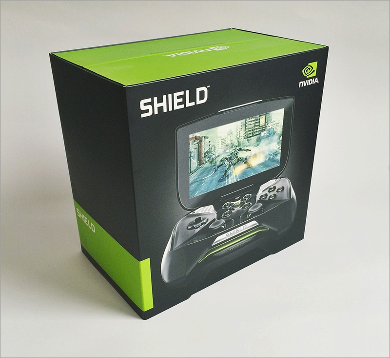 Обзор NVIDIA Shield. Играй пока молодой - 2