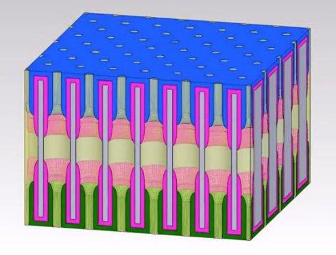 Ученые создали батарею из сплошных дырок