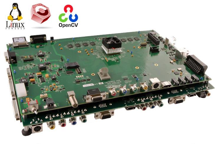 Использование DSP-сопроцессора DM8168 с помощью фреймворка C6Accel - 1