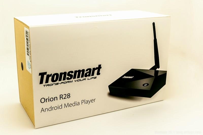Обзор и очеловечивание Android-приставки Tronsmart Orion r28 Pro - 2