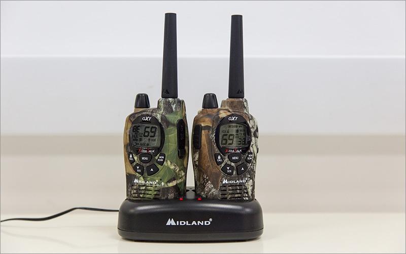 Пш-Пшш. Обзор портативной радиостанции Midland GXT-1050 - 19
