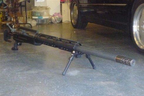 14.9 mm SOP   самая опасная винтовка в мире