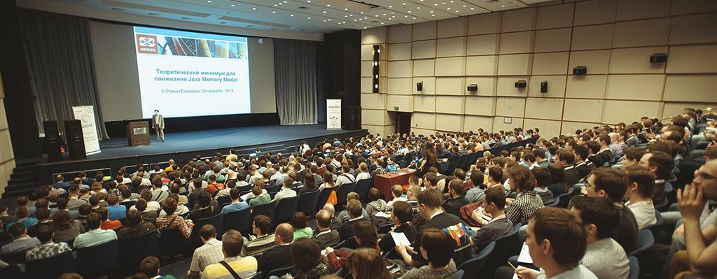 Анонс Java-конференции JPoint 2015 - 1